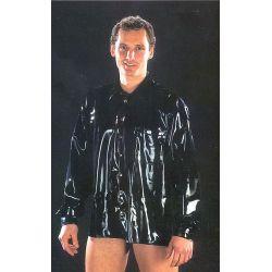 Camisa de látex manga larga