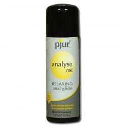 Lubricante anal pjur analyse me relaxing 30ml