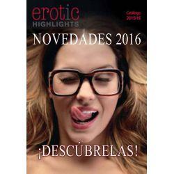 Catálogo Completo de Lenceria y Jugueteria 2016 con más de 450 páginas