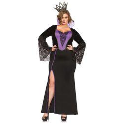 Leg Avenue disfraz sexy de reina malvada de 2 piezas hasta talla XXXL