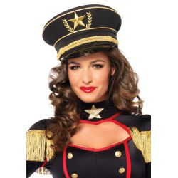 Leg Avenue gorra militar del ejercito complementos de disfraz