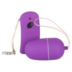 Huevo vibrador lust control lila
