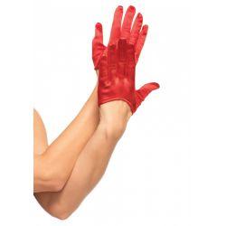 Mini guantes de satén