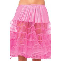 Leg Avenue falda enagua de gran calidad en 7 diferentes colores