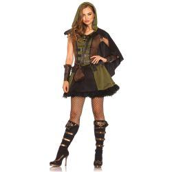 Disfraz Robin Hood de la marca Leg Avenue en 3 piezas