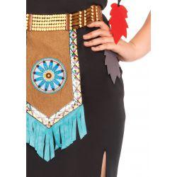 Leg Avenue disfraz de india guerrera de 4 piezas hasta talla XXXL