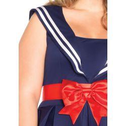 Leg Avenue disfraz sexy ¡Ay ay marinera! de 4 piezas hasta talla XXXL