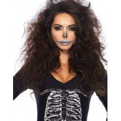 Disfraz Mujer Esqueleto Leg Avenue para Halloween o para Carnaval