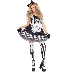 Disfraz Leg Avenue de Alicia y sus maravillas para carnaval