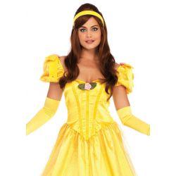 Disfraz lujoso para carnaval marca Leg Avenue de princesa encantada