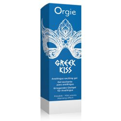 "Gel estimulante anal 50ml con aroma a menta ""Orgie Greek Kiss"""