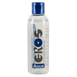 """Lubricante de 100ml a base de agua para una perfecta lubricación """"Eros Aqua"""""""