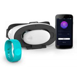"""Set compuesto por gafas de realidad virtual y pulsera """"SenseMax VR"""""""