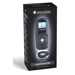 """Dispositivo de estimulación con receptor de la marca""""Mystim Cluster Buster"""""""