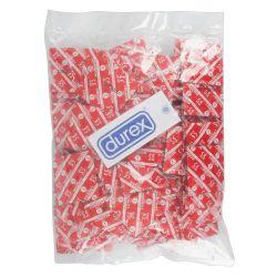 Pack de 100 Preservativos ¨Durex london ¨con sabor a fresa
