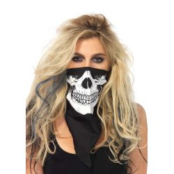 Bandana esqueleto