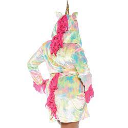 "Disfraz en talla grande de unicornio encantador para carnaval. ""Leg avenue"""