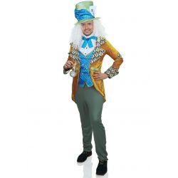 """Disfraz de sombrerero loco para hombre """"Leg avenue"""".Compuesto por 4 piezas"""