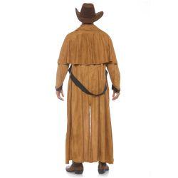 "Abrigo de carnaval cowboy del Oeste para hombre ""Leg Avenue"""