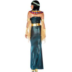 Disfraz Leg Avenue de Diosa del Nilo compuesto por 4 piezas. Talla hasta XL