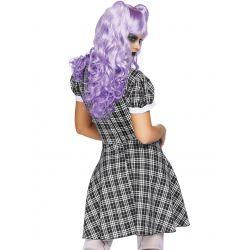 """Disfraz para halloween vestido de cuadros """"Leg Avenue"""". Talla S hasta L"""