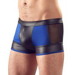 Boxer ajustado con una función de hinchamiento frontal y efecto push up