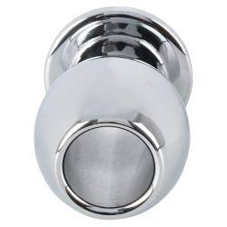"""Plug de aluminio con orificios en los extremos """"Lust Tunnel"""" peso 125g"""