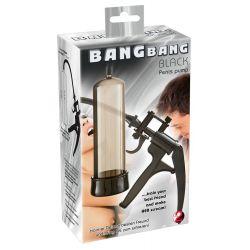"""Bomba succionadora de pene con empuñadura de pistola """"Bang Bang"""""""