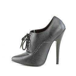 Zapatos fetish DOMINA-460 acordonados de polipeil Talla 35 a 48
