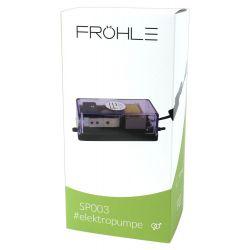 """Accesorios para Bomba productos de """"Fröhle"""""""