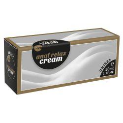 Crema anal unisex relaja y lubrica al mismo tiempo. 50 ml