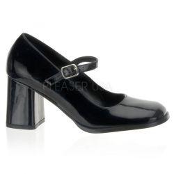 Zapato retro estilo mary jane