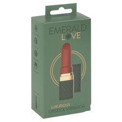 """Mini vibrador discreto en forma de pintalabios """"Luxurious Lipstick"""""""